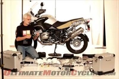 Helge Pedersen's BMW R1200GS Adventure Build (Video)