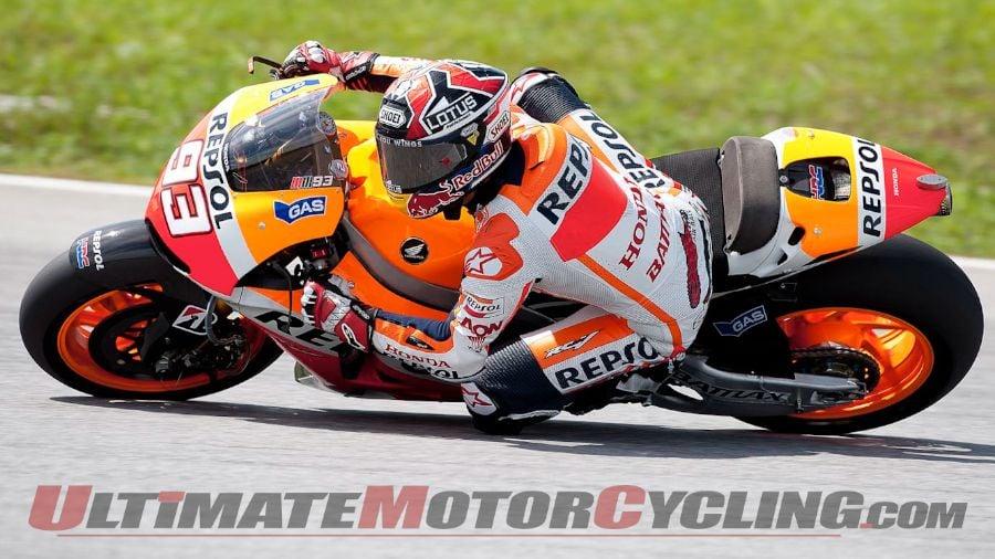 Pedrosa Fastest on Final Day of Sepang II MotoGP Testing