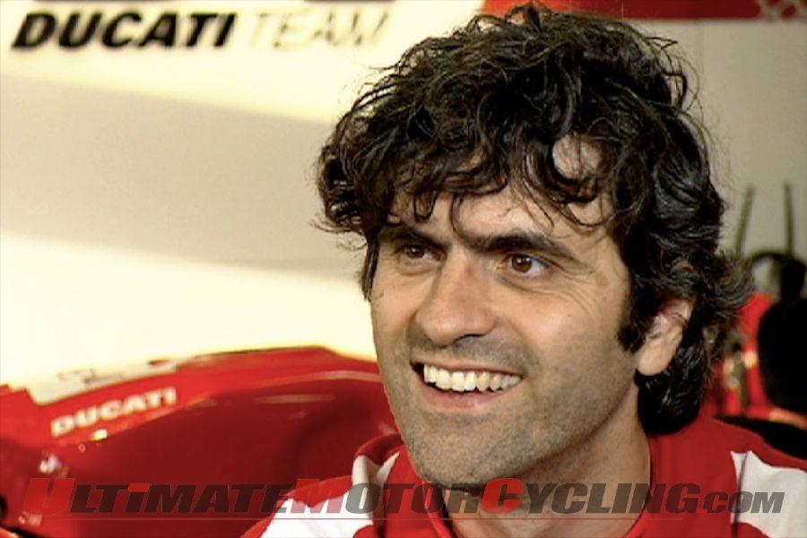 Filippo Preziosi Resigns from Ducati Motor Holding