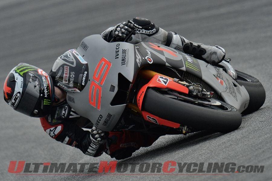 Sepang MotoGP Test: Pedrosa Quickest Again, Day 2