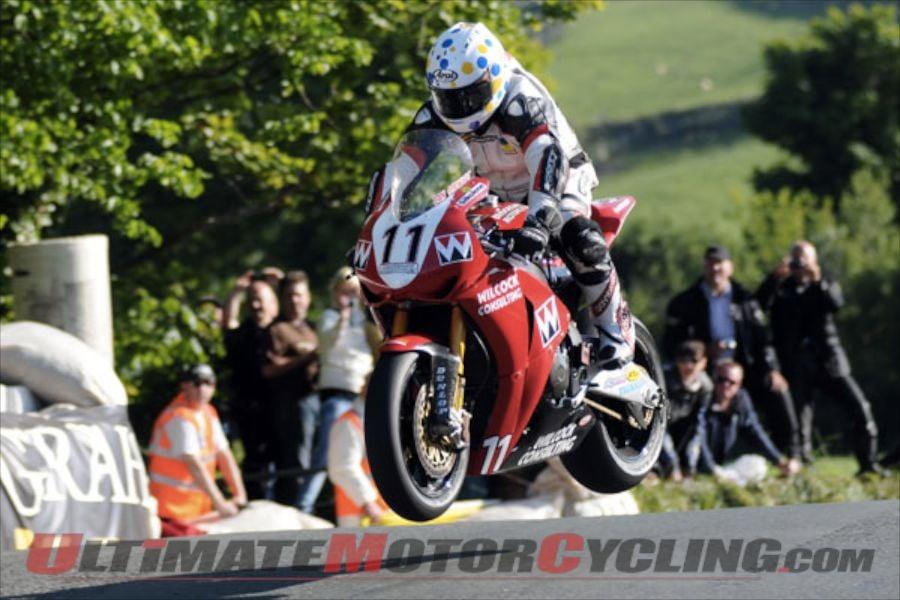 Dan Stewart Joins SMT Racing for 2013 Isle of Man TT