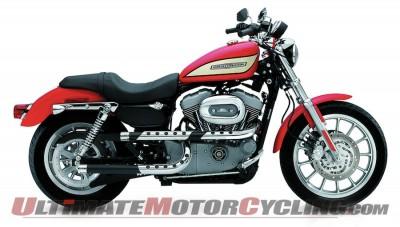 SuperTrapp Road Legends X on Harley-Davidson Sportster