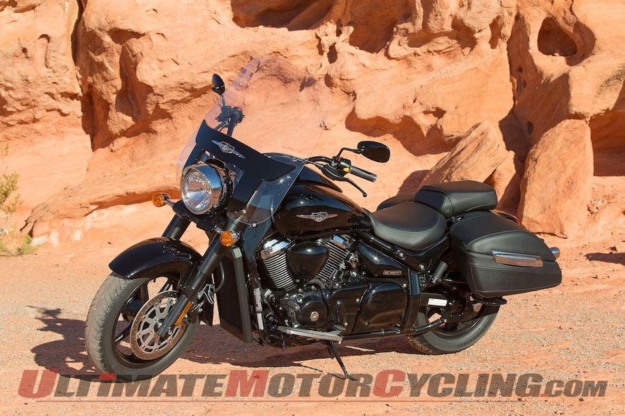 2013 Suzuki Boulevard C90T B.O.S.S. | Quick Ride Review
