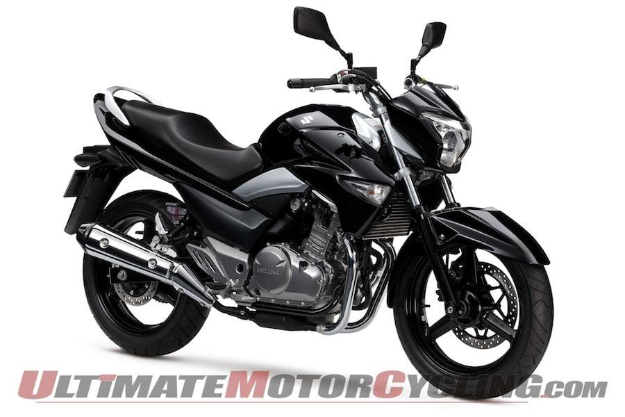 2013 Suzuki GW250 | Quick Look