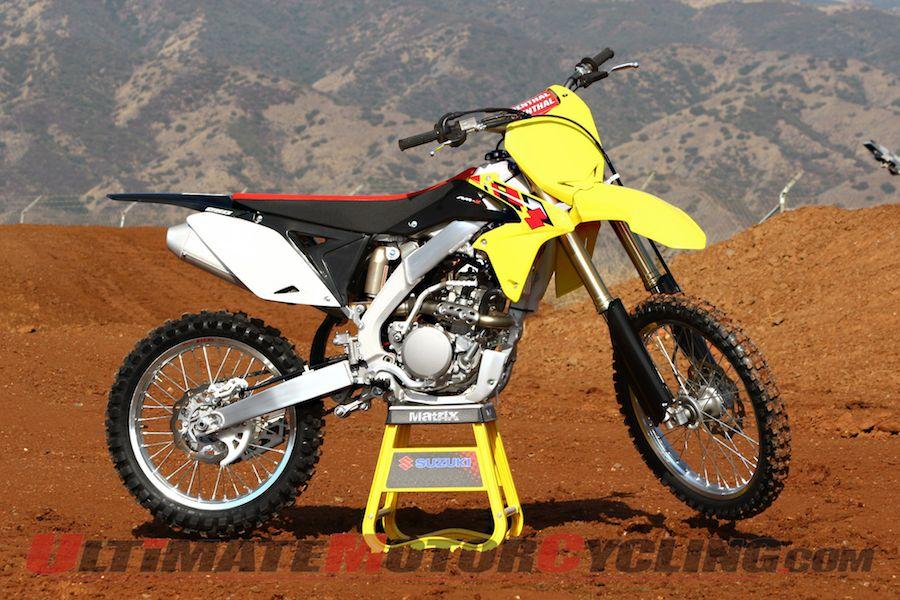 2013 Suzuki RM-Z250 | Motocross Review