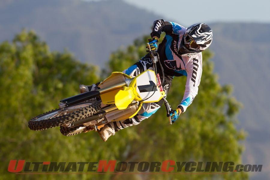2013 Suzuki RM-Z450 Motocross Review