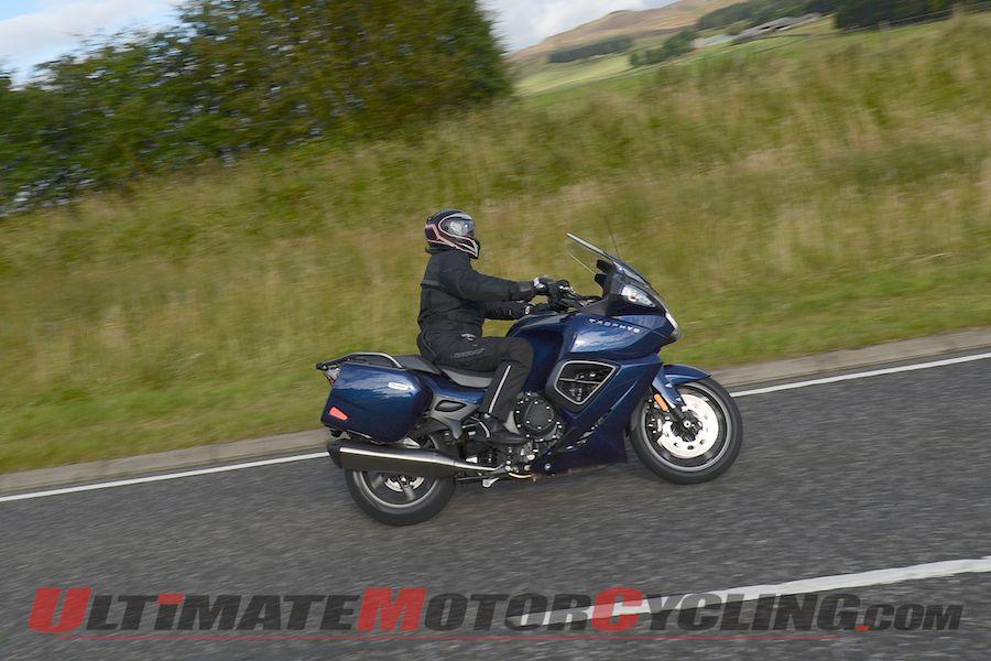 2013 Triumph Trophy SE | Motorcycle Review