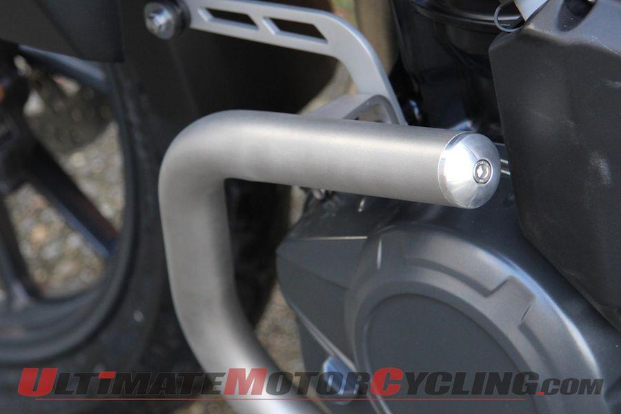 AltRider Crash Bars for Triumph Tiger Explorer 1200