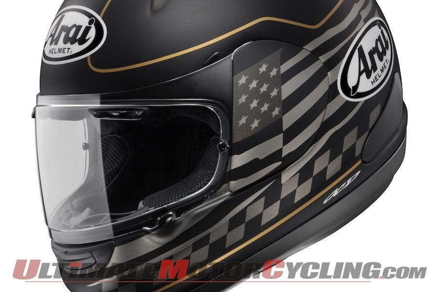 Arai Signet-Q: 'The American Helmet'