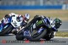 Yamaha's Josh Herrin leads Suzuk's Martin Cardenas