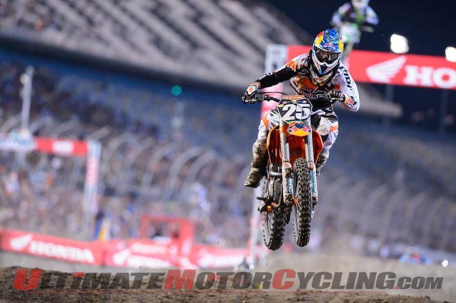 2013 Daytona Supercross | Results