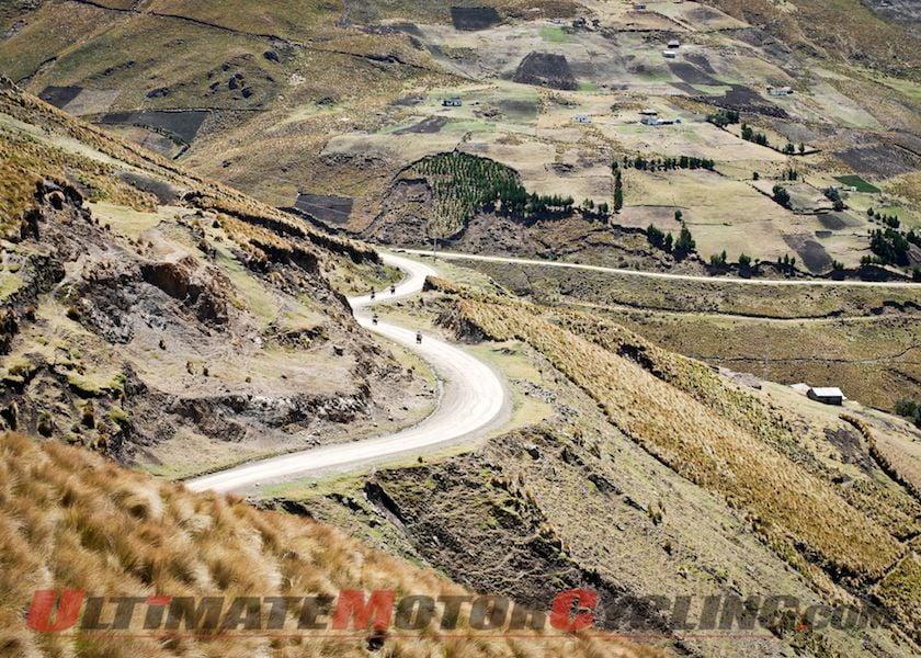 Destination: Ecuador   Motorcycle Travel
