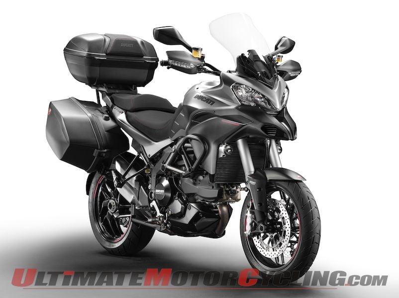 2013 Ducati Multistrada 1200 S Granturismo | Quick Look