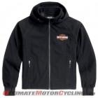 Harley-Davidson Men's Roadway Waterproof Fleece Jacket