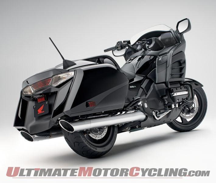 2013 Honda Gold Wing F6B | Quick Look