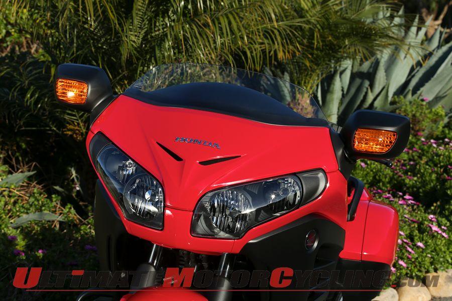 2013 Honda Gold Wing F6B | Review