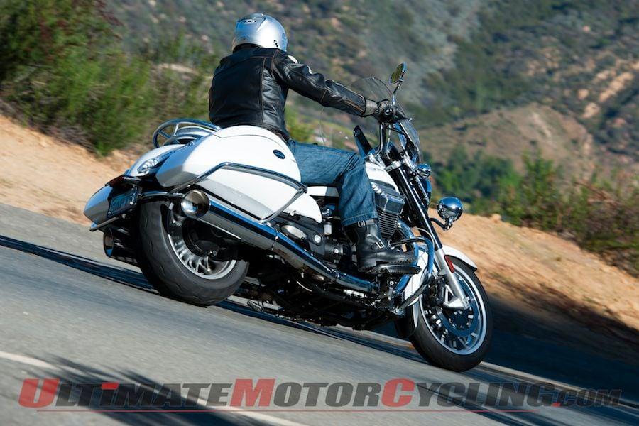 2013 Moto Guzzi California 1400 Touring | First Ride Review