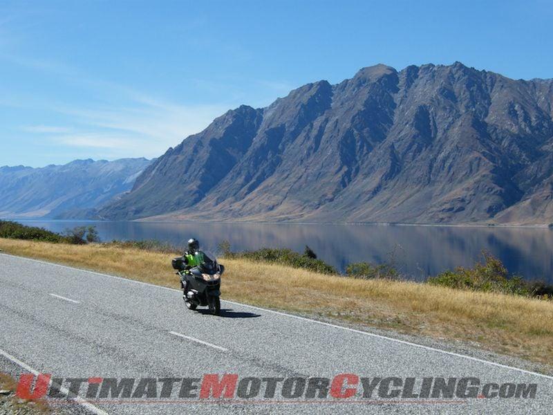 Destination: New Zealand | Motorcycle Travel