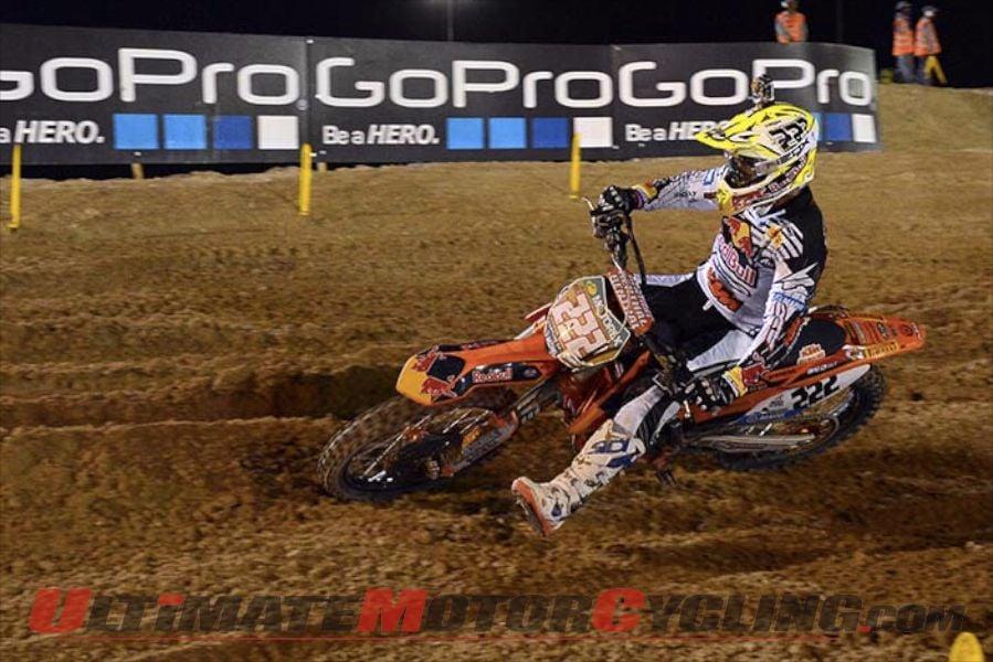 2013 Qatar FIM Motocross | MX1 & MX2 Results