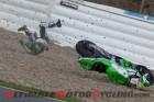 GO&FUN Gresini Honda's Alvaro Bautista