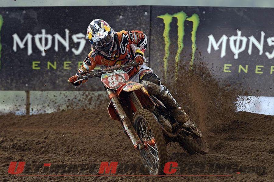 Red Bull KTM's Jeffrey Herlings