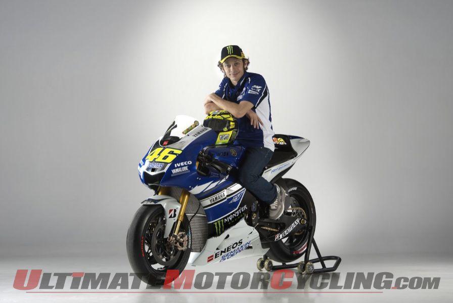 2013 MotoGP: Yamaha's Valentino Rossi Preseason Interview