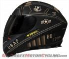 Akuma Stealth Motorcycle Helmet