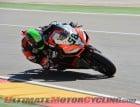 Aprilia Racing's Eugene Laverty