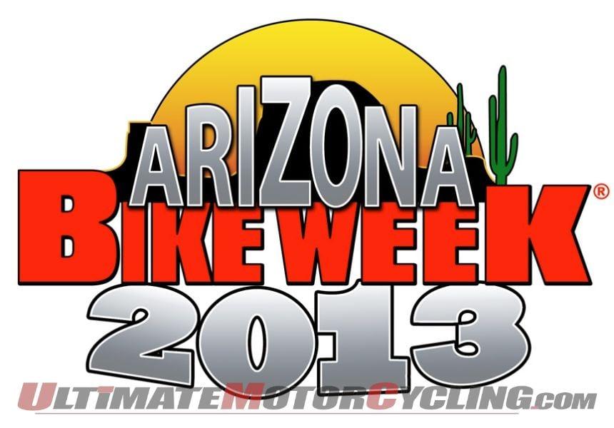 Arizona Bike Week Set for April 10-14