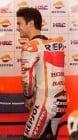 Repsol Honda's Dani Pedrosa