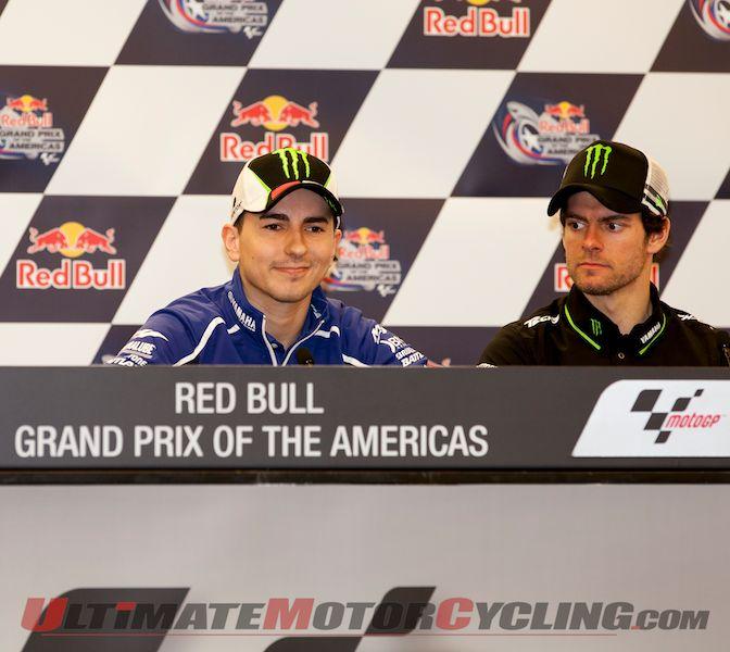 Austin MotoGP Pre-Race Conference