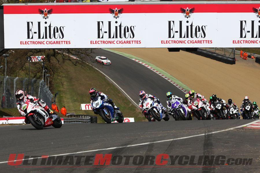 Kawasaki's Byrne Begins British Superbike Title Defense at Brands Hatch