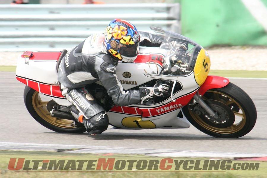 Yamaha Classic Completes Test Ahead of Isle of Man Classic TT