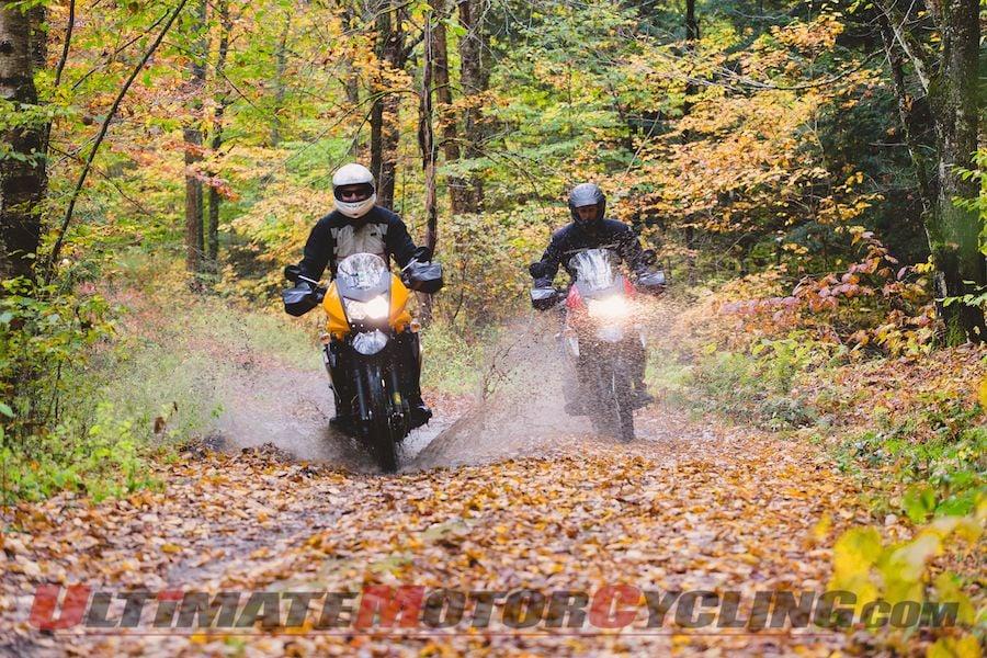 Destination: Vermont | Motorcycle Travel