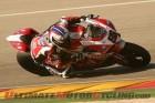 Ducati Alstare's Ayrton Badovini (during Aragon World SBK)