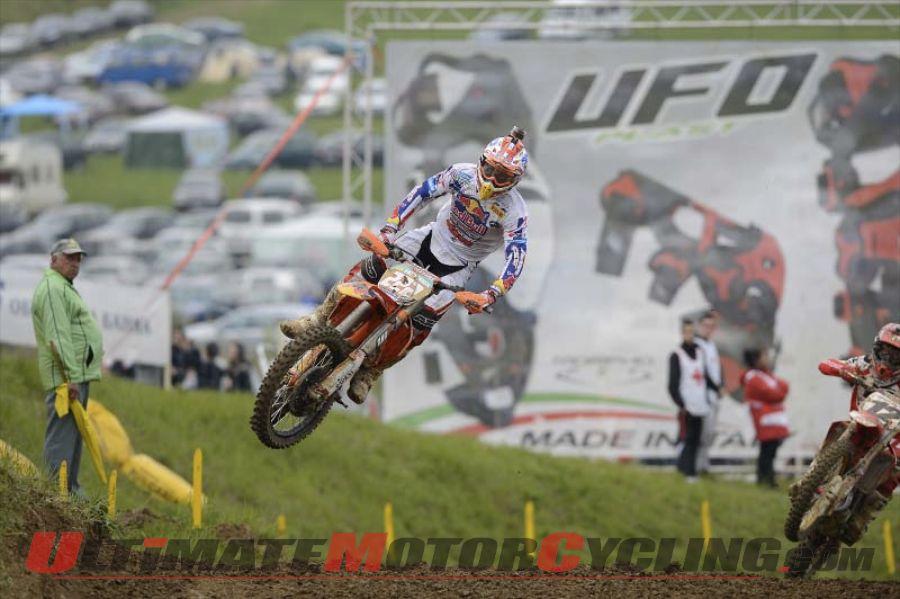 Bulgaria FIM Motocross Championship | MX1 Results