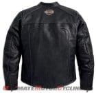 Harley-Davidson Men's Regulator Perforated Leather Jacket