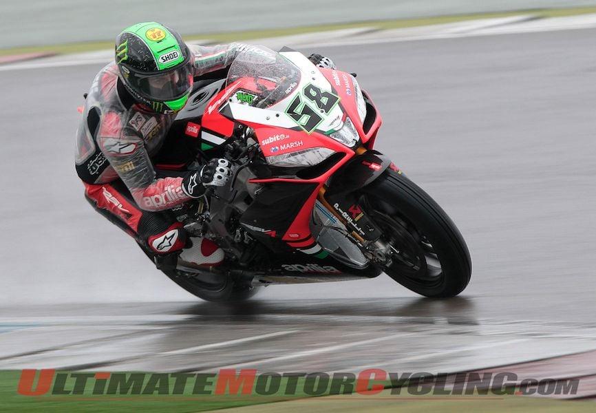 Kawasaki's Sykes: Provisional Pole at Assen World Superbike