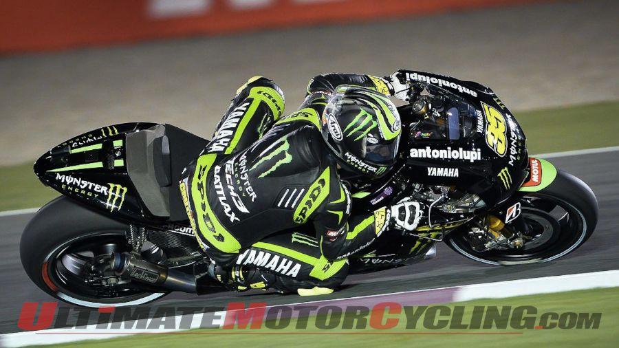 2013 Qatar MotoGP   Yamaha's Lorenzo Claims Pole