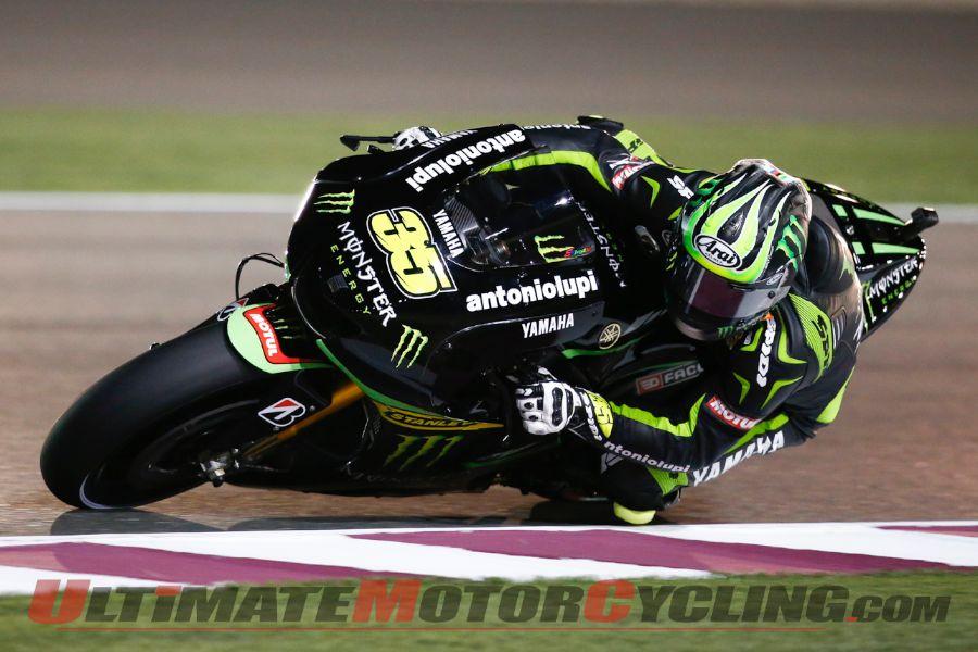 2013 Qatar MotoGP FP3 | Honda's Marquez Fastest Again
