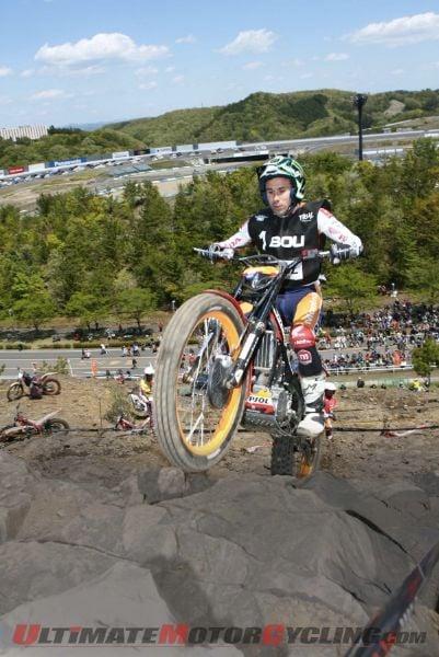 Repsol's Bou & Fujinami Share Wins at Motegi Trial GP
