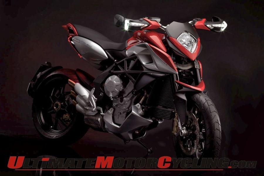 2013 MV Agusta Rivale 800 | Quick Look