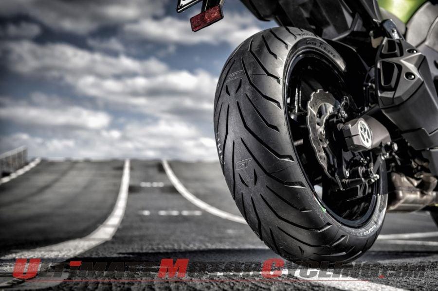 Pirelli Angel GT Motorcycle Tire