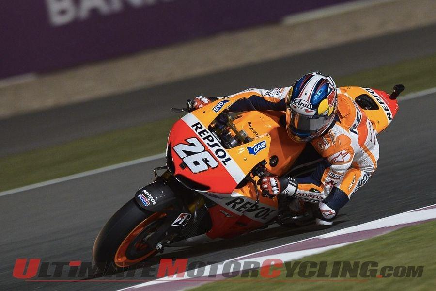 2013 Qatar MotoGP | Results