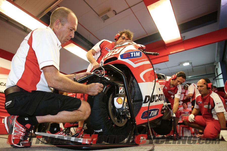 2013 Qatar MotoGP | Bridgestone Tire Debrief