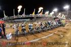 Start of Salt Lake City Supercross (450SX)