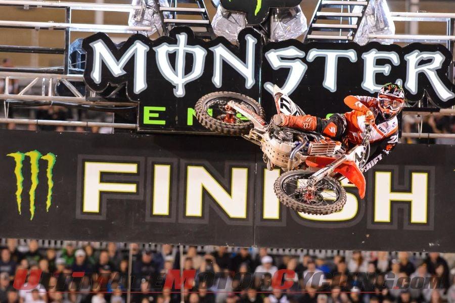 2013 Salt Lake City Supercross | Results