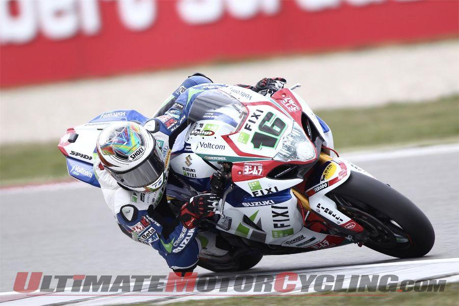 Kawasaki's Sykes Earns 13th Career Pole at Assen Superbike