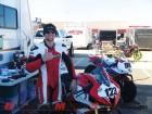 Ultimate MotorCycling's Tristan Schoenewald