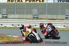 Ultimate MotorCycling's Tristan Schoenewald aboard Jett Tuning Prepped Honda CBR250RR